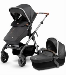 Silver Cross - 2019 Wave Stroller - Granite