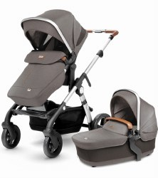 Silver Cross - 2019 Wave Stroller - Sable