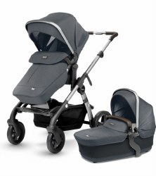 Silver Cross - 2019 Wave Stroller - Slate