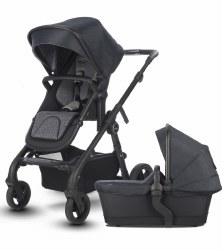 Silver Cross - Coast Complete Single Stroller - Flint