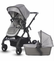 Silver Cross - Coast Complete Single Stroller - Limestone