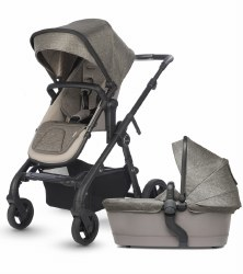 Silver Cross - Coast Complete Single Stroller - Tundra