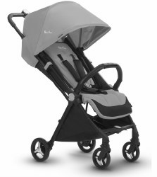 Silver Cross - Jet Ultra Compact Stroller - Sterling Silver