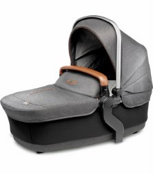 Silver Cross - Wave Stroller Bassinet - Granite