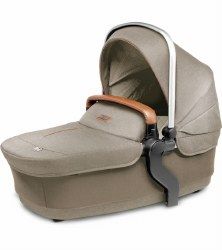 Silver Cross - Wave Stroller Bassinet - Linen