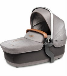Silver Cross - Wave Stroller Bassinet - Sable
