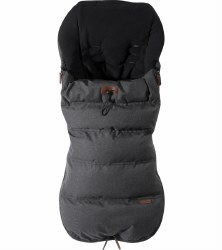 Silver Cross - Wave Premium Footmuff - Granite