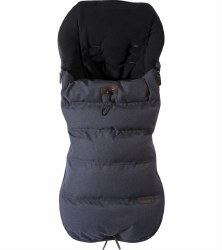 Silver Cross - Wave Premium Footmuff - Midnight Blue