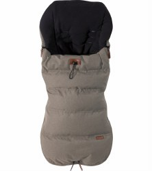 Silver Cross - Wave Premium Footmuff - Sable