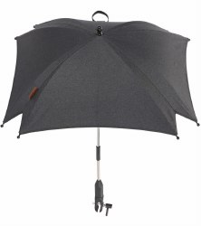 Silver Cross - Wave Stroller Parasol - Granite