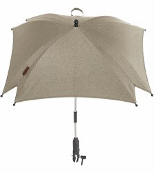 Silver Cross - Wave Stroller Parasol - Linen