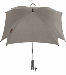 Silver Cross - Wave Stroller Parasol - Sable