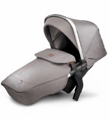 Silver Cross - Wave Stroller Tandem Second Seat - Sable