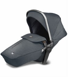 Silver Cross - Wave Stroller Tandem Second Seat - Slate