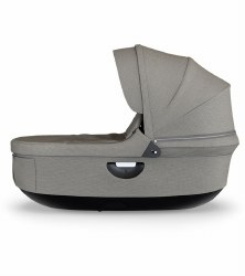 Stokke - 2018 Trailz Carrycot - Brushed Grey