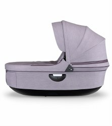 Stokke - 2018 Trailz Carrycot - Brushed Lillac