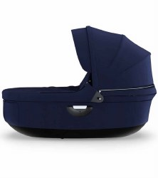 Stokke - 2018 Trailz Carrycot - Deep Blue