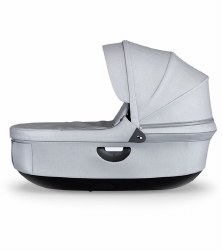 Stokke - 2018 Trailz Carrycot - Grey Melange
