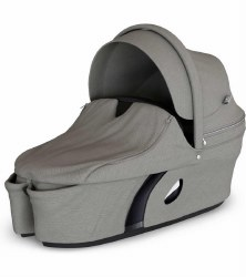Stokke - Xplory V6 Carrycot - Brushed Grey