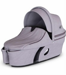 Stokke - Xplory V6 Carrycot - Brushed Lilac