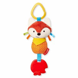 Skip Hop - Chime & Teether Toy - Fox
