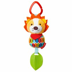 Skip Hop - Chime & Teether Toy - Lion