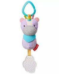 Skip Hop - Chime & Teether Toy - Unicorn