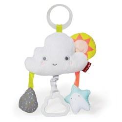Skip Hop - Jitter Stroller Toy Silver Lining Cloud
