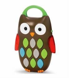 Skip Hop - Musical Owl Phone
