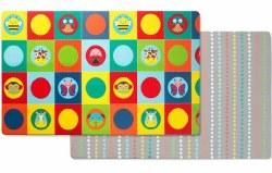 Skip Hop - Doubleplay Reversible Playmat - Zoo