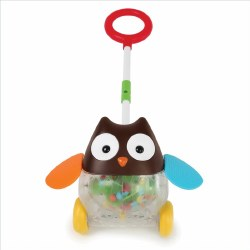 Skip Hop - Roll Owl Push Toy