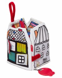 Skip Hop - Peek & Play Activity Book - Vibrant Village