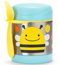 Skip Hop - Zoo Insulated Food Jar Bee