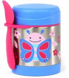 Skip Hop - Zoo Insulated Food Jar Butterfly