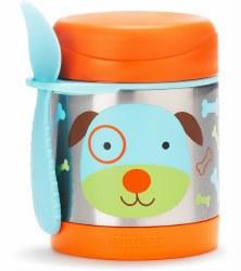 Skip Hop - Zoo Insulated Food Jar Dog