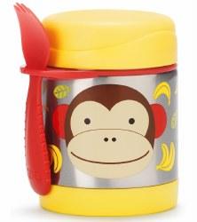 Skip Hop - Zoo Insulated Food Jar Monkey