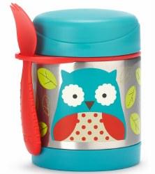 Skip Hop - Zoo Insulated Food Jar Owl