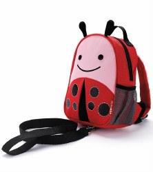 Skip Hop -  Zoo Harness -  Ladybug