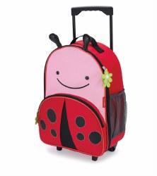 Skip Hop - Zoo Luggage Ladybug