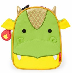 Skip Hop - Zoo Lunchie Insulated Lunchbag Dragon