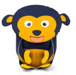 N L - Small Friends Backpack - Monkey