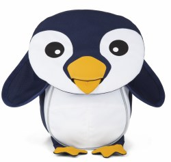 N L - Small Friends Backpack - Penguin