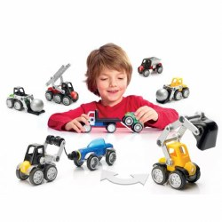 Smart Games - Smartmax Power Vehicles Max