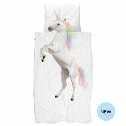 Snurk Living - Kids Duvet Cover Set Unicorn - Twin