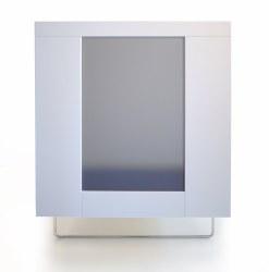 Spot On Square - Alto Crib - Graphite Translucent Acrylic