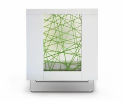 Spot On Square - Alto Crib - Green Strands