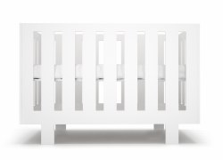 Spot On Square - Eicho Crib - White