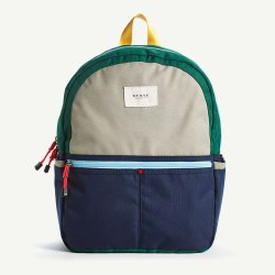 State Bags - Kane Backpack - Green/Navy