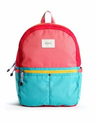 State Bags - Kane Backpack - Pink/Mint