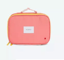 State Bags - Rodgers Lunch Box - Pink/Mint